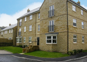 Thumbnail 2 bed flat for sale in Barley Field Square, Halifax, West Yorkshire