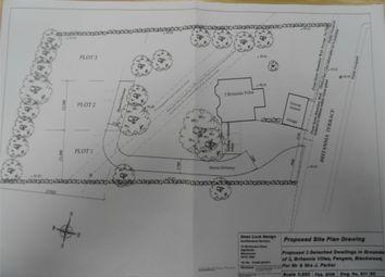 Thumbnail Land for sale in Britannia Villas, Pengam, Blackwood