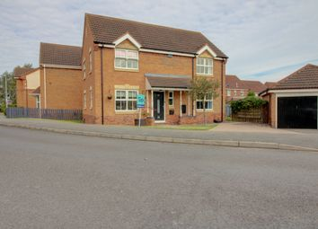 Tintagel Way, New Waltham, Grimsby DN36. 4 bed detached house