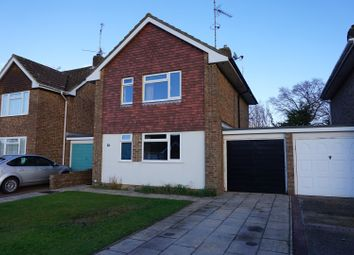 Thumbnail 3 bed detached house for sale in Marlborough Drive, Burgess Hill