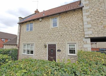 Thumbnail 2 bed semi-detached house for sale in Glen Road, Castle Bytham, Grantham