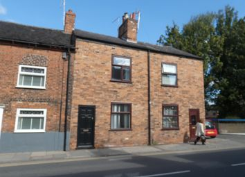 Thumbnail 3 bed terraced house to rent in Hospital Street, Nantwich