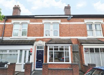 Thumbnail 2 bed terraced house for sale in Cecil Road, Selly Park, Birmingham