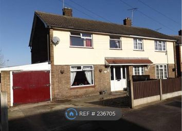 Thumbnail 3 bed semi-detached house to rent in Birklands Avenue, Ollerton
