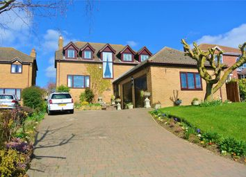 Thumbnail 4 bed detached house for sale in Lound Road, Toft, Bourne, Lincolnshire