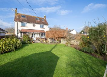Thumbnail 5 bed detached house for sale in Lympstone, Exmouth, Devon
