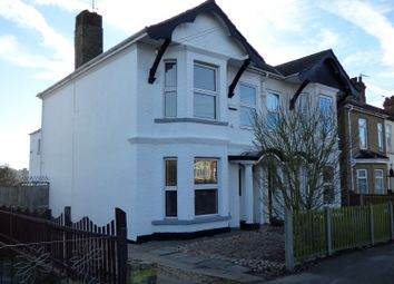 Thumbnail 5 bedroom semi-detached house for sale in St. Margarets Road, Lowestoft