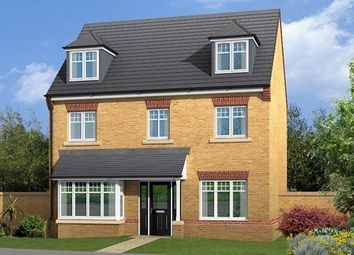 "Thumbnail 4 bed detached house for sale in ""The Grassington"" at Mulberry Road, Farsley, Pudsey"
