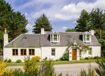 Thumbnail 5 bed cottage for sale in Blacksboat, Ballindalloch, Moray