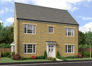 "Thumbnail 4 bed detached house for sale in ""Stevenson"" at Cumberford Hill, Bloxham, Banbury"