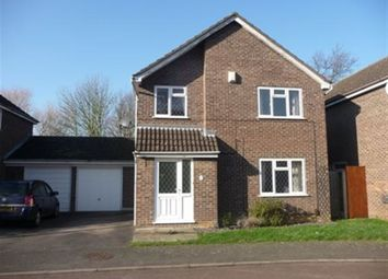 Thumbnail 4 bedroom property to rent in Fishers Close, Little Billing, Northampton