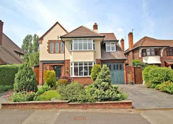 Thumbnail 4 bed detached house for sale in Hazel Grove, Mapperley, Nottingham