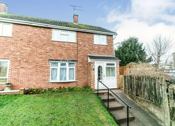 Thumbnail 3 bed semi-detached house for sale in Grasmere Drive, Warndon, Worcester