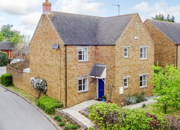 Thumbnail 4 bed detached house for sale in Walnut Gardens, Claydon, Banbury, Oxfordshire