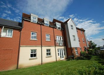 Thumbnail 2 bed flat for sale in William Harris Way, Colchester