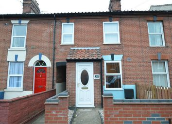 Thumbnail 3 bedroom terraced house for sale in Stacy Road, Norwich