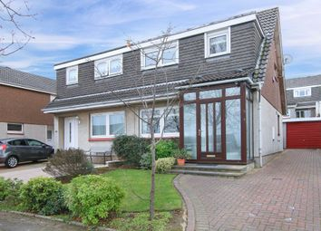 Thumbnail 3 bed semi-detached house for sale in 16 Currievale Park, Currie