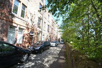 Thumbnail 2 bedroom flat to rent in Largo Place, Edinburgh Available 15th May