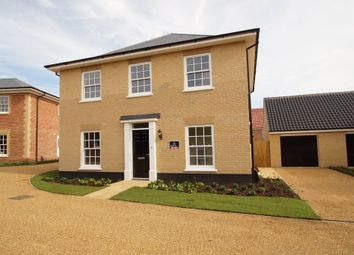 Thumbnail 4 bed detached house for sale in Church Hill, Saxmundham
