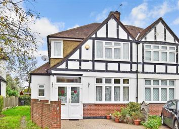 Thumbnail 3 bedroom semi-detached house for sale in Fairhaven Avenue, Shirley, Croydon, Surrey