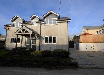 Thumbnail 3 bed detached house for sale in Tremadart Road, Duloe, Liskeard, Cornwall