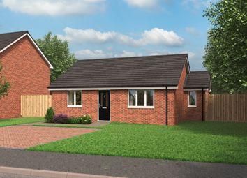 Thumbnail 2 bed detached bungalow for sale in Chapel Street, Bilston