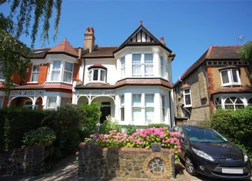 Thumbnail 4 bed semi-detached house for sale in Church Crescent, Finchley, London