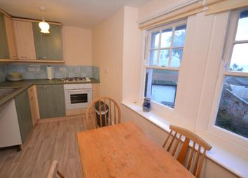 Thumbnail 1 bedroom flat to rent in Fore Street Hill, Budleigh Salterton, Devon