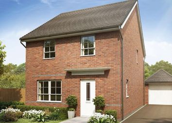 "Thumbnail 4 bedroom detached house for sale in ""Chester"" at Meadow Road, Bitterscote, Tamworth"