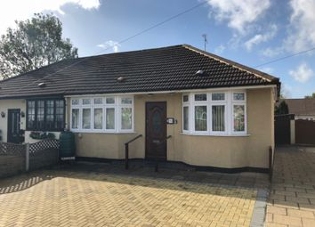 Thumbnail 2 bed semi-detached house to rent in Court Avenue, Romford
