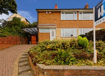 Thumbnail 3 bed semi-detached house for sale in Green Hill Road, Leeds, West Yorkshire