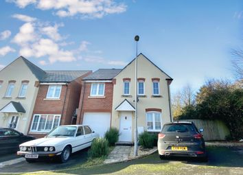 Thumbnail 4 bed detached house for sale in Somerset Grove, Magor, Caldicot