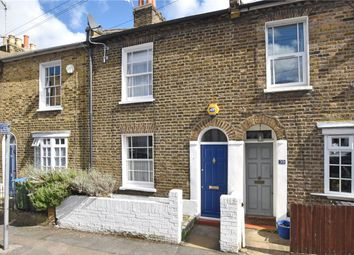 Thumbnail 2 bed terraced house for sale in Earlswood Street, Greenwich, London