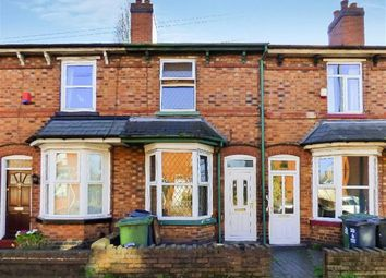Thumbnail 2 bed terraced house for sale in Wellington Place, Willenhall, West Midlands