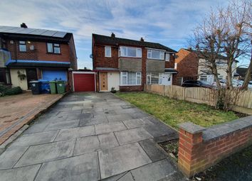 Thumbnail 3 bed semi-detached house for sale in Ribble Close, Culcheth, Warrington