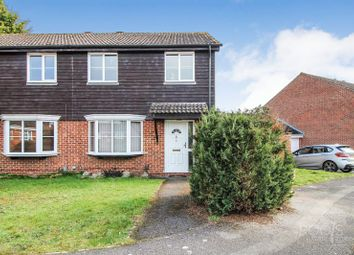Thumbnail 3 bedroom semi-detached house for sale in Fromont Drive, Thatcham