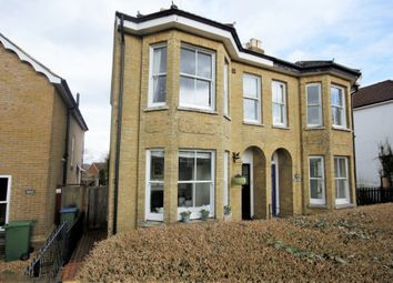Thumbnail 3 bed semi-detached house for sale in Bridge Road, Sarisbury Green, Southampton