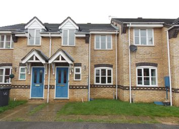 Thumbnail 3 bed terraced house to rent in Norwich Drive, Bracebridge Heath, Lincoln