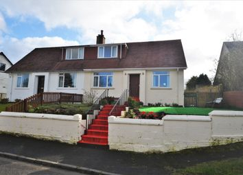 Thumbnail 3 bed semi-detached house for sale in 22 The Clachan, Barr, Girvan
