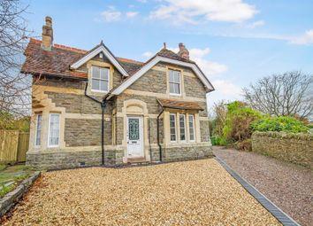 Thumbnail 3 bed detached house for sale in Memorial Cottage, Memorial Road, Hanham, Bristol