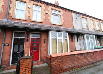 Thumbnail 2 bed terraced house for sale in Stafford View, New Street, Rhosllanerchrugog, Wrexham, Wrecsam