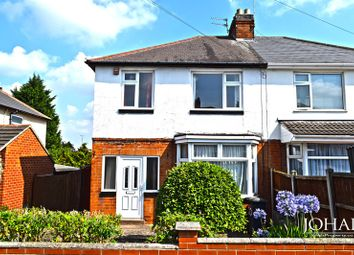 Thumbnail 3 bed semi-detached house to rent in Houlditch Road, Clarendon Park, Leicester