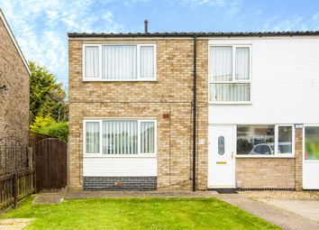 Thumbnail 3 bed semi-detached house for sale in The Broad Walk, Eynesbury, St. Neots