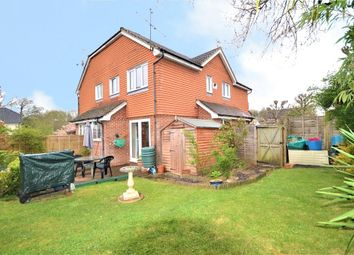 Thumbnail 1 bed semi-detached house for sale in Summerfields, Chineham, Basingstoke