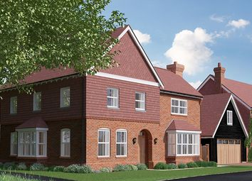 Thumbnail 4 bed detached house for sale in Crockford Lane, Chineham, Basingstoke, Hampshire