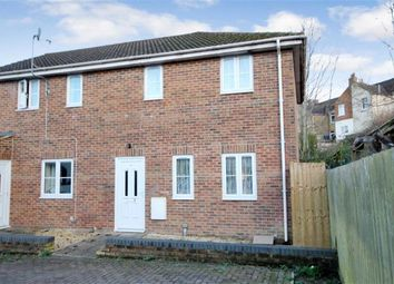 Thumbnail 2 bed end terrace house for sale in Leighfield Close, Swindon, Wiltshire