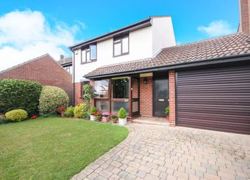 Thumbnail 4 bed detached house for sale in Acorn Avenue, Braintree