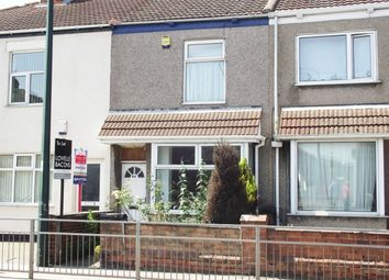 Thumbnail 2 bedroom terraced house to rent in Ladysmith Road, Grimsby