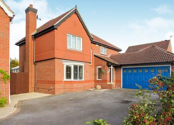 4 bed detached house for sale in Kingsdale Grove, Chellaston, Derby DE73