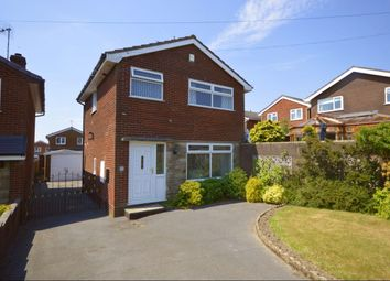 Thumbnail 3 bed detached house for sale in Moreton Close, Werrington, Stoke-On-Trent